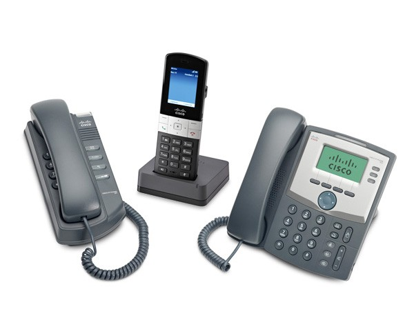 Cisco Small Business SPA300 Series IP Phones